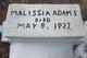 Malissia Adams
