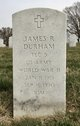 Profile photo:  James R Durham