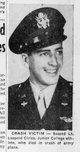 Profile photo: Lt Leo Horace Ciriza