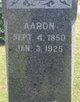 Profile photo:  Aaron Carlock