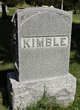 Profile photo:  Kimble