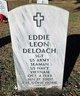 Profile photo:  Eddie Leon Deloach
