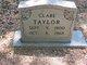 Profile photo:  Clabe Taylor