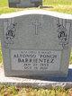 "Profile photo:  Alfonso ""Ponch"" Barrientez"