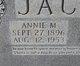 Annie M. <I>Hyatt</I> Jackson