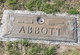 Marjorie Elizabeth Abbott