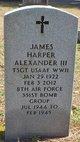 James Harper Alexander, III