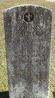 Profile photo:  John S Acree
