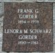 Lenora <I>Schwarz</I> Gorder