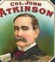 LTC John Atkinson