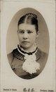 Profile photo:  Harriet Sterns <I>Brown</I> Adkison