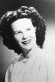 "Profile photo:  Nina Ruth ""Pat"" <I>Young</I> Berry"