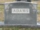 William James Adams, Sr