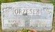 Mary Margaret <I>Aherin</I> Orzesek