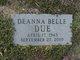 Profile photo:  Deanna B <I>Parker</I> Due