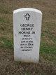"Profile photo:  George Henry ""Henry"" Horne"