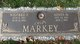 Profile photo:  Agnes Mary Ann <I>Huson</I> Markey