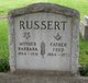 Profile photo:  Barbara <I>Abraham</I> Russert