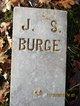 Profile photo:  Jesse Sparks Burge