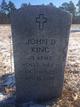 John D. King