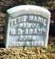 Elsie Marie Adams