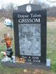 Doyne Talon Grissom