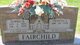 Frances Louise <I>Garrett</I> Fairchild
