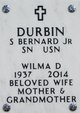 """Profile photo:  S. Bernard """"Bernie"""" Durbin, Jr"""