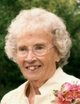 "Profile photo:  Audrey E. ""Betty"" <I>Cantwell</I> Chapman"