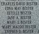 Edna May Bester