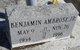Benjamin Ambrose, Jr