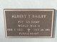 Albert T Bailey
