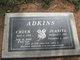 "Profile photo:  Merle Charles ""Chuck"" Adkins"