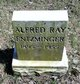Profile photo:  Alfred Ray Entzminger