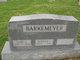 Profile photo:  Bertha E. <I>Brown</I> Barkemeyer