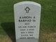 Profile photo: SGT Aaron A Babino, Sr