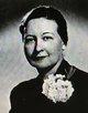 Profile photo:  Bertha L. Stiefel