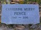 Catherine Murry <I>Pence</I> Maple