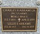Profile photo:  Charles R. Abrams, Jr