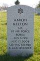 Profile photo: A1C Aaron Kelton