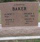 Albert Franklin Baker