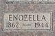 Profile photo:  Enozella <I>Wood</I> Blanchard