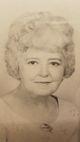"Profile photo:  Virginia Elizabeth ""Virg"" <I>Carroll</I> Feldmann"