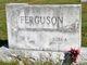 Dora Ann <I>York</I> Ferguson