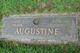 Profile photo:  Faye <I>Crothers</I> Augustine