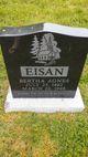 Mrs Bertha Agnes <I>Edwards</I> Eisan