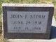 John Everett Storm