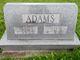 Profile photo:  Alta Mae <I>Simmons</I> Adams