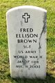 Profile photo:  Fred Ellison Brown