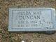 Hulda Mae Duncan